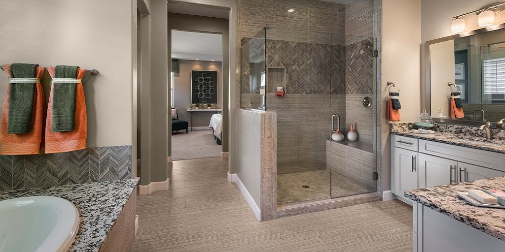 Bathroom featured in the Strata By Mattamy Homes in Tucson, AZ