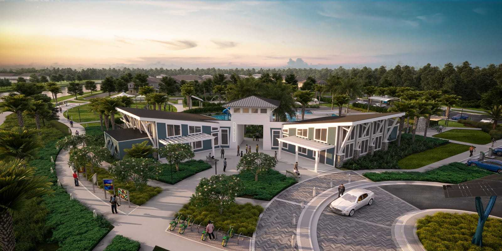 'Meridian Parks' by Mattamy Homes-Orlando in Orlando