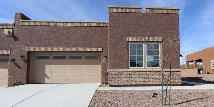 Exterior:Skyline - Sonoran Elevation
