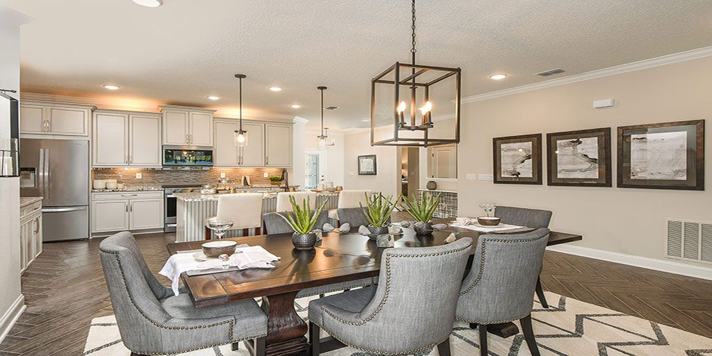 Living Area featured in the Braden By Mattamy Homes in Jacksonville-St. Augustine, FL