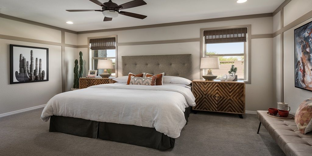 Bedroom featured in the Elwood By Mattamy Homes in Phoenix-Mesa, AZ