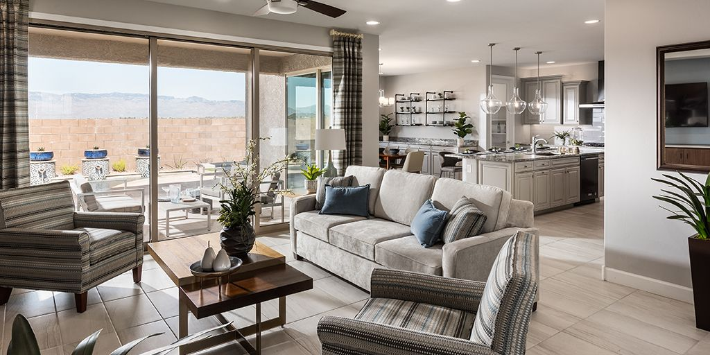 Living Area featured in the Echo By Mattamy Homes in Tucson, AZ