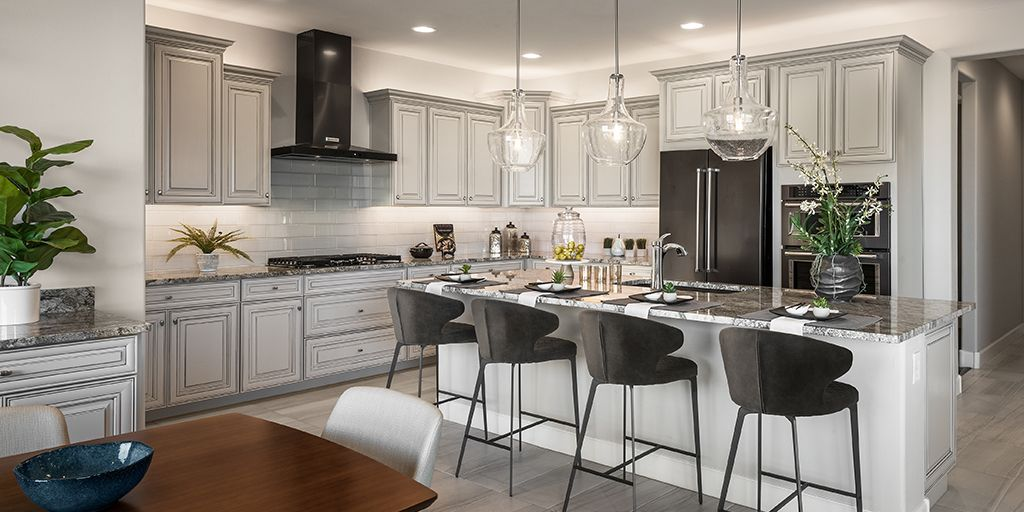 Kitchen featured in the Echo By Mattamy Homes in Tucson, AZ