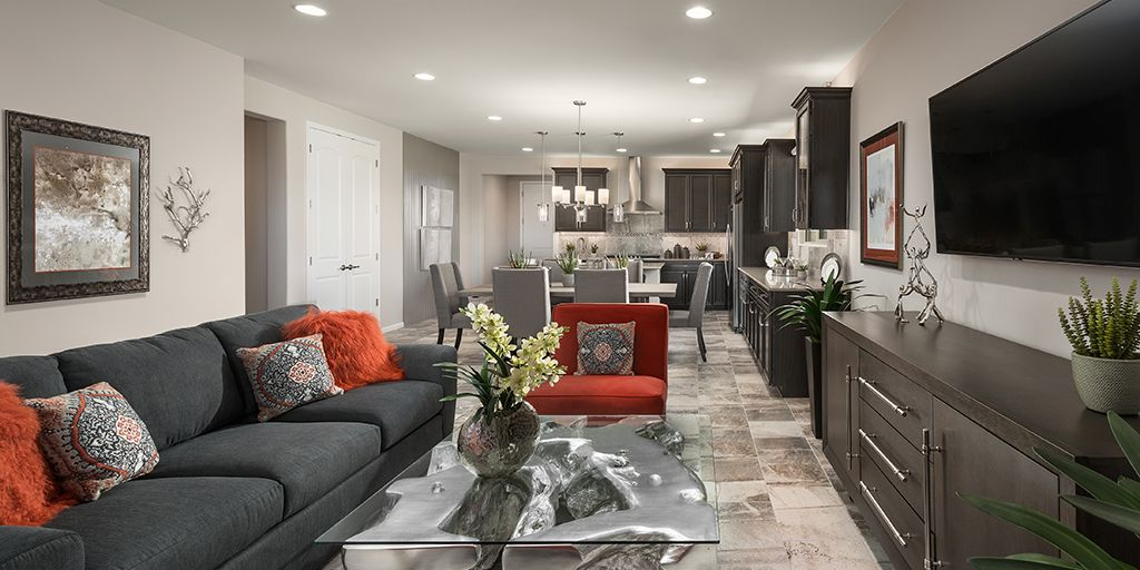Living Area featured in the Emory By Mattamy Homes in Tucson, AZ