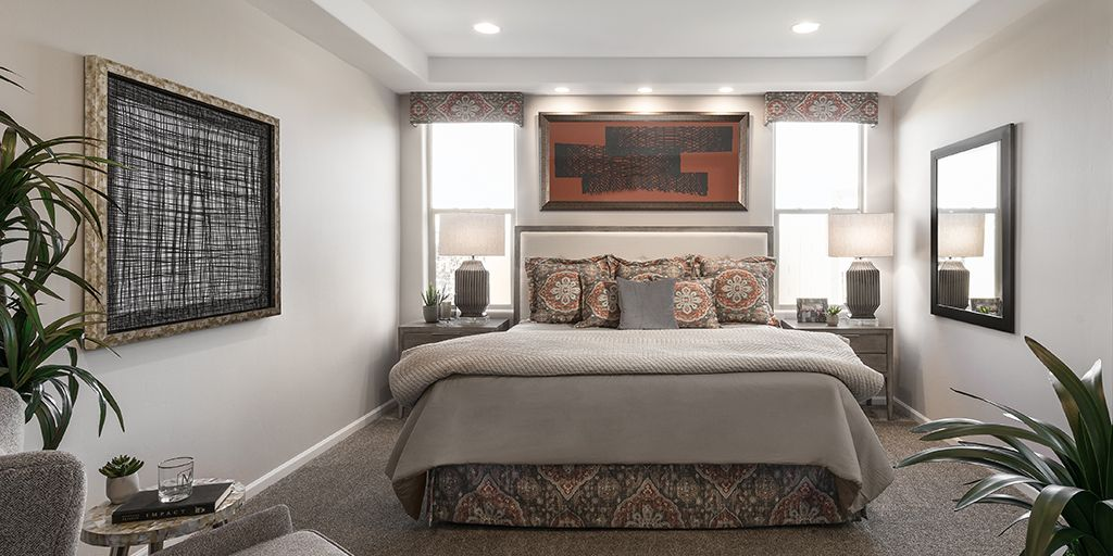 Bedroom featured in the Emory By Mattamy Homes in Tucson, AZ