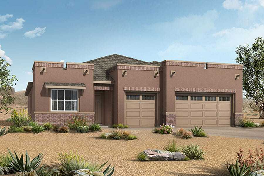 Exterior featured in the Agave By Mattamy Homes in Tucson, AZ