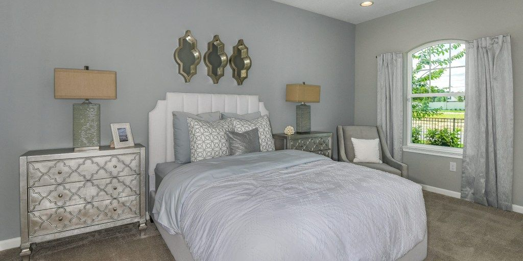 Bedroom featured in the Coquina By Mattamy Homes in Tampa-St. Petersburg, FL