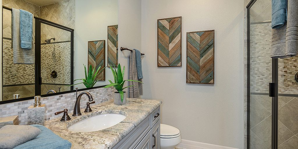 Bathroom featured in the Dominica By Mattamy Homes in Orlando, FL
