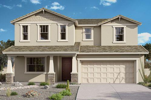 Brookside at Arroyo Seco by Mattamy Homes in Phoenix-Mesa Arizona