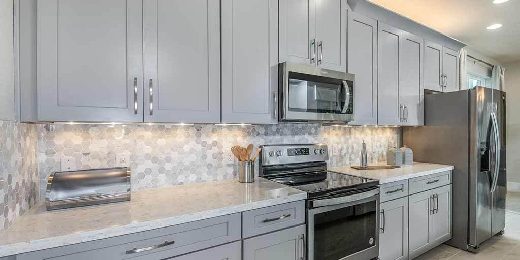 Kitchen featured in the Laguna 2 By Mattamy Homes in Orlando, FL