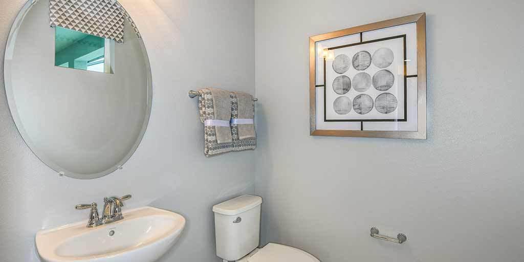 Bathroom featured in the Laguna 2 By Mattamy Homes in Orlando, FL