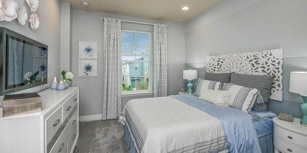 Bedroom featured in the Laguna 2 By Mattamy Homes in Orlando, FL