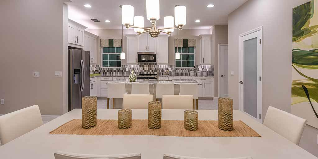 Kitchen featured in the Avondale By Mattamy Homes in Orlando, FL