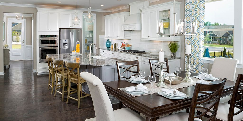 Kitchen featured in the Presley By Mattamy Homes in Charlotte, SC