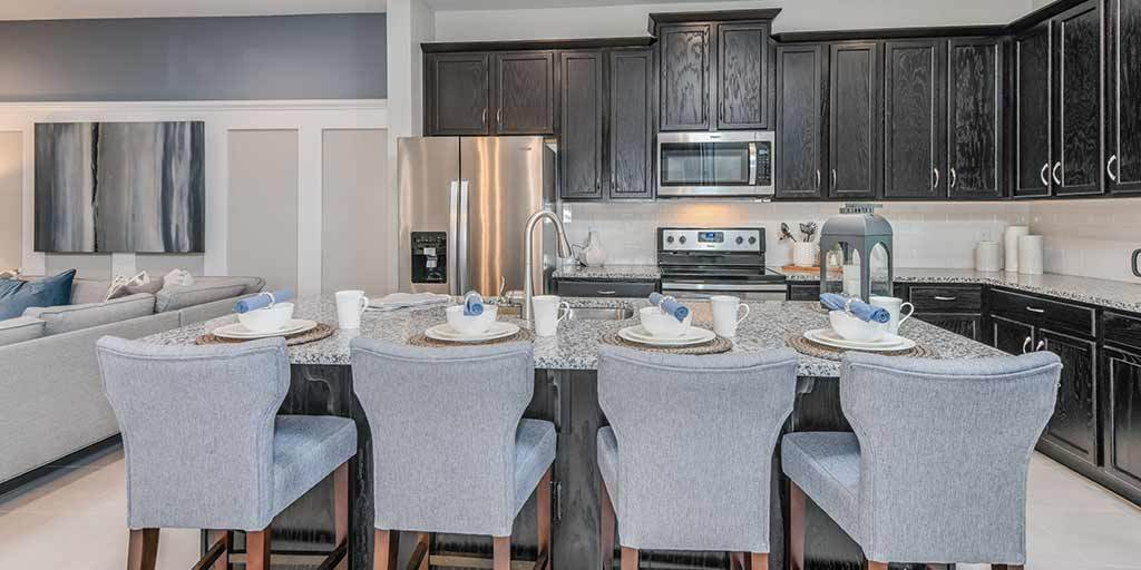 Kitchen featured in the Clearwater By Mattamy Homes in Orlando, FL