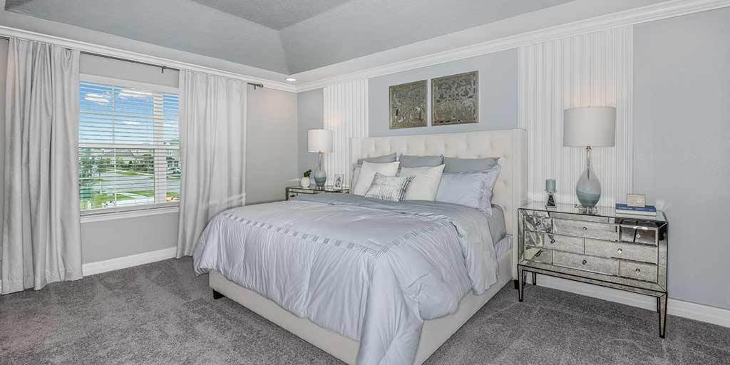 Bedroom featured in the Clearwater By Mattamy Homes in Orlando, FL