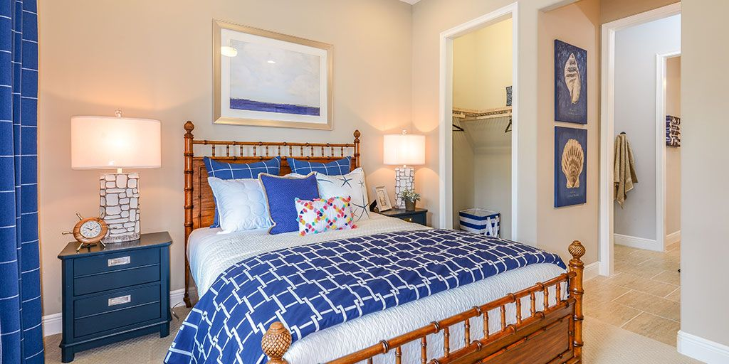 Bedroom featured in the Trimaran By Mattamy Homes in Naples, FL