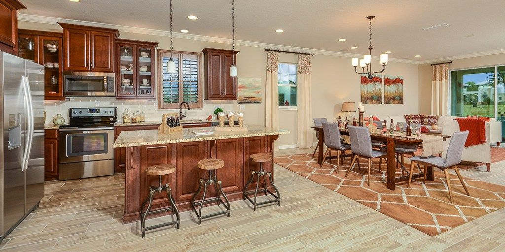 Kitchen featured in the Lucine By Mattamy Homes in Tampa-St. Petersburg, FL