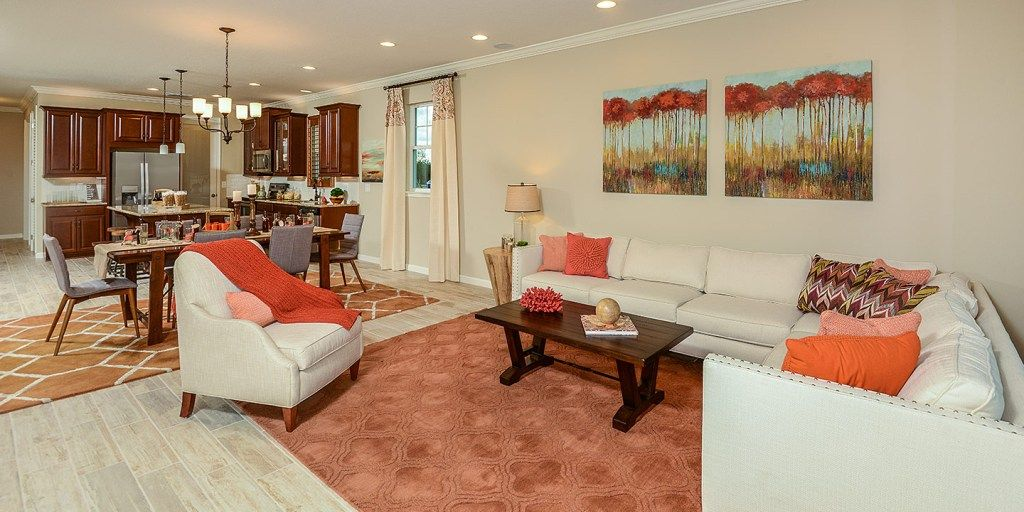 Living Area featured in the Lucine By Mattamy Homes in Tampa-St. Petersburg, FL