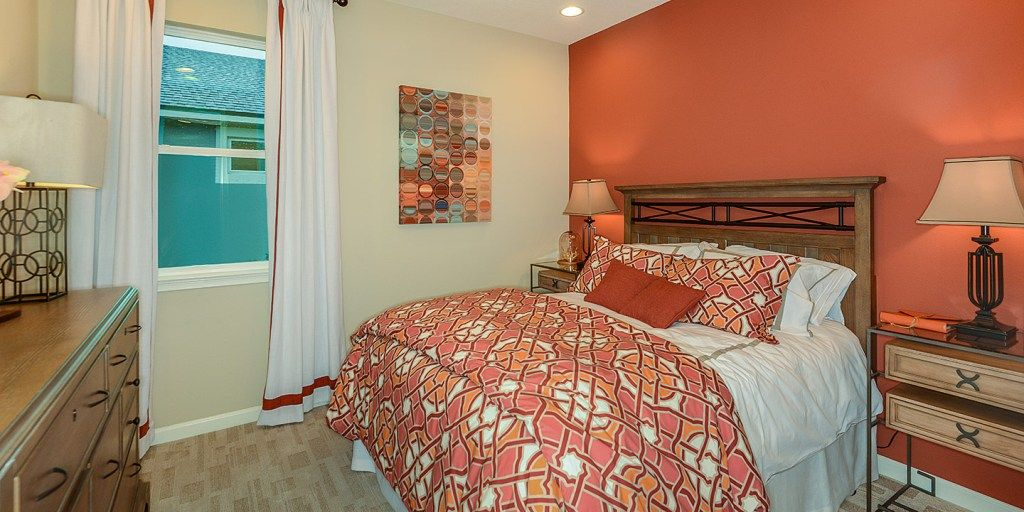 Bedroom featured in the Lucine By Mattamy Homes in Tampa-St. Petersburg, FL