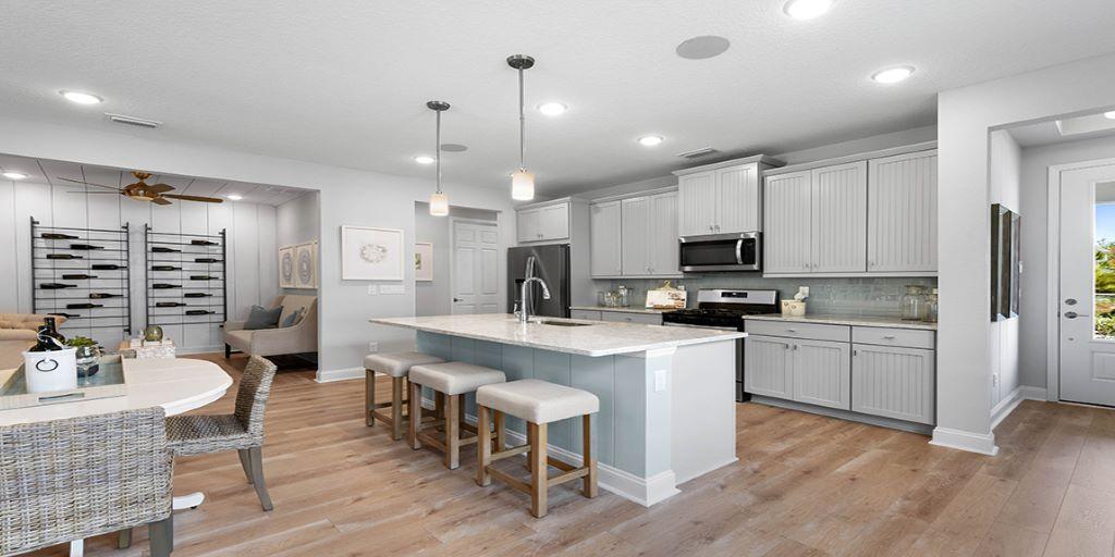 Kitchen featured in the Ocean By Mattamy Homes in Jacksonville-St. Augustine, FL