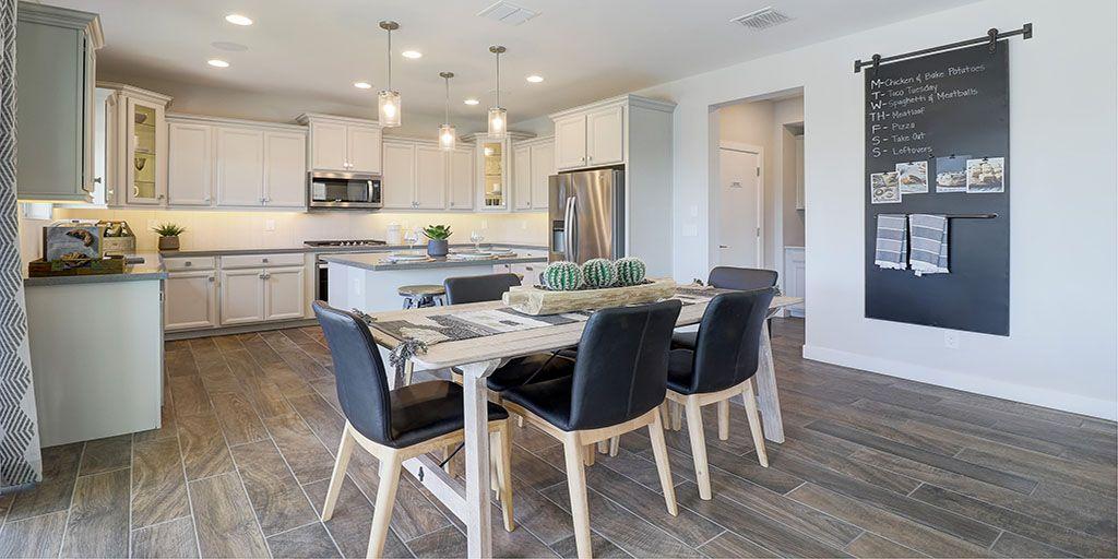 Kitchen featured in the osborn By Mattamy Homes in Phoenix-Mesa, AZ