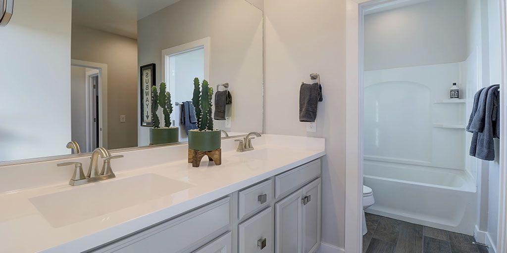 Bathroom featured in the osborn By Mattamy Homes in Phoenix-Mesa, AZ