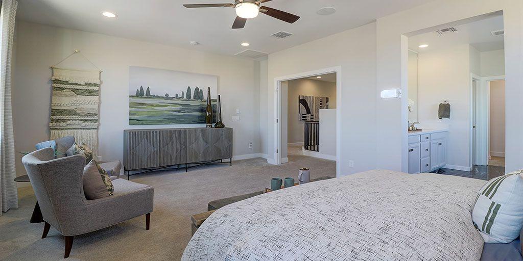 Bedroom featured in the osborn By Mattamy Homes in Phoenix-Mesa, AZ