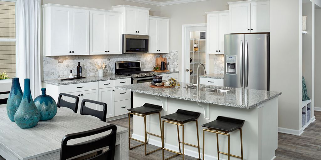 Kitchen featured in the Amelia By Mattamy Homes in Charlotte, NC