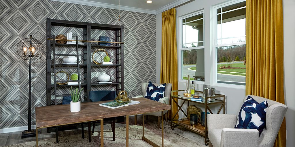 Living Area featured in the Amelia By Mattamy Homes in Charlotte, NC