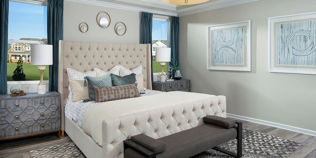 Bedroom featured in the Amelia By Mattamy Homes in Charlotte, NC