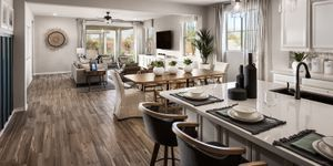 homes in Brookside at Arroyo Seco by Mattamy Homes