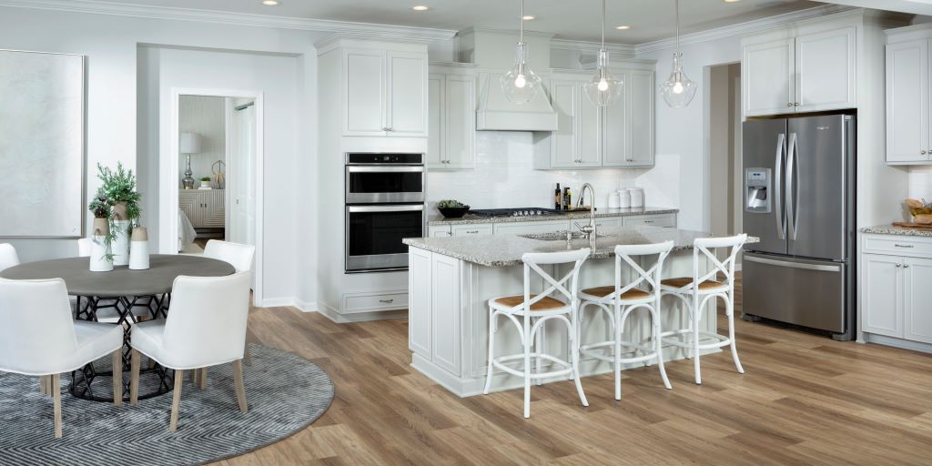 Kitchen featured in the Parker By Mattamy Homes in Charlotte, NC