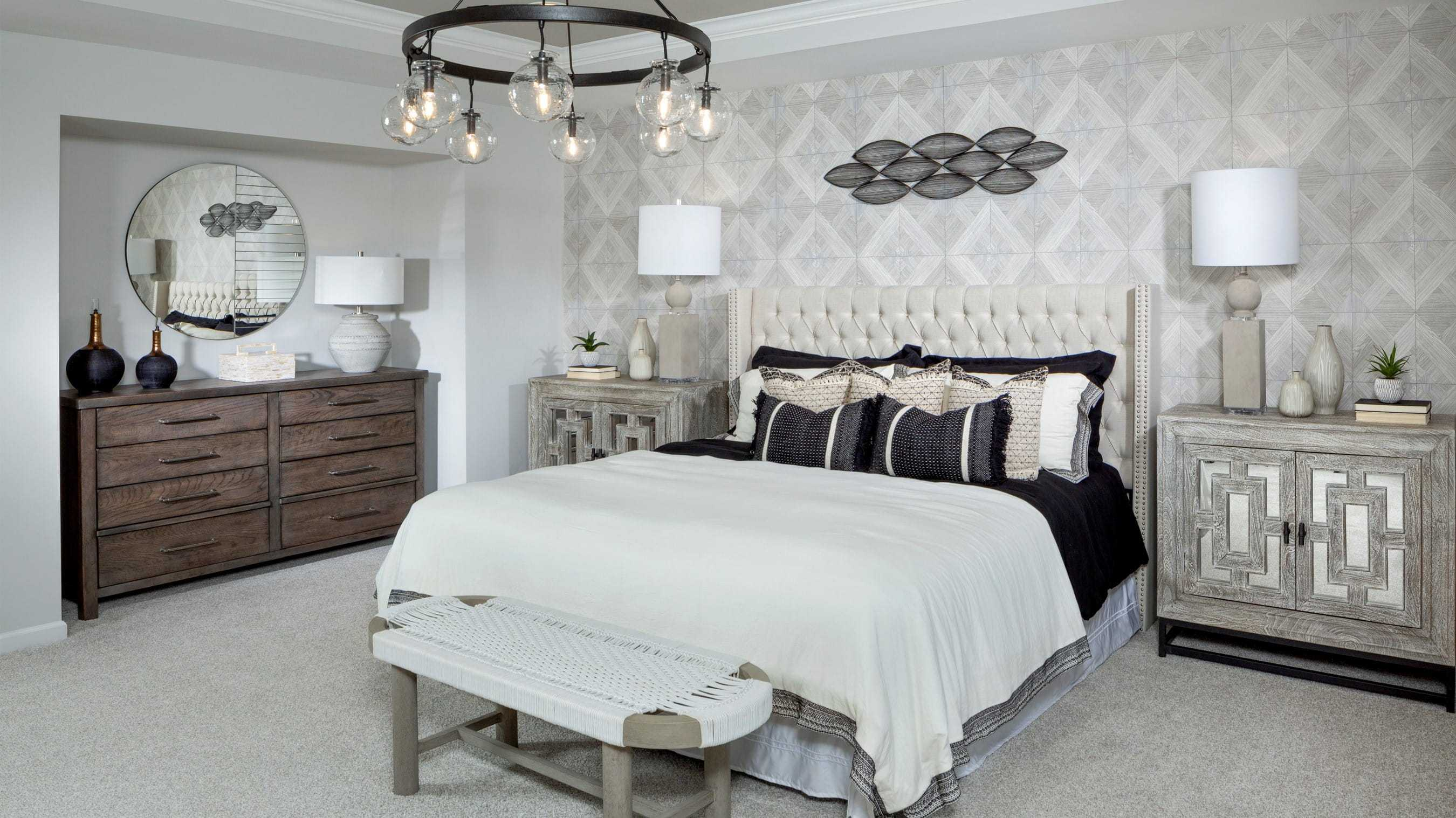 Bedroom featured in the Parker By Mattamy Homes in Charlotte, NC