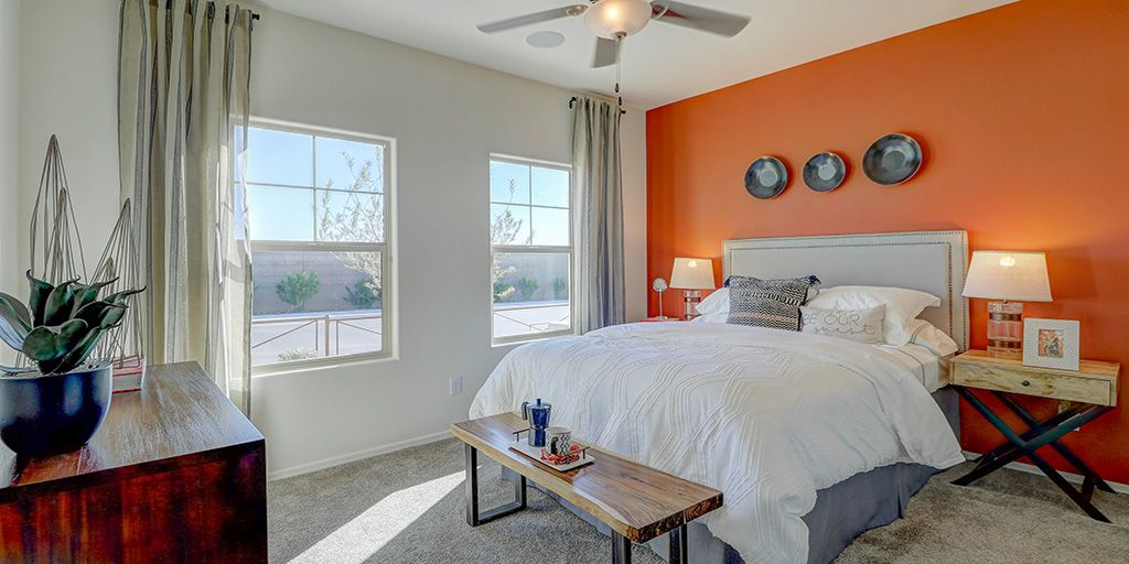 Bedroom featured in the Benson By Mattamy Homes in Phoenix-Mesa, AZ