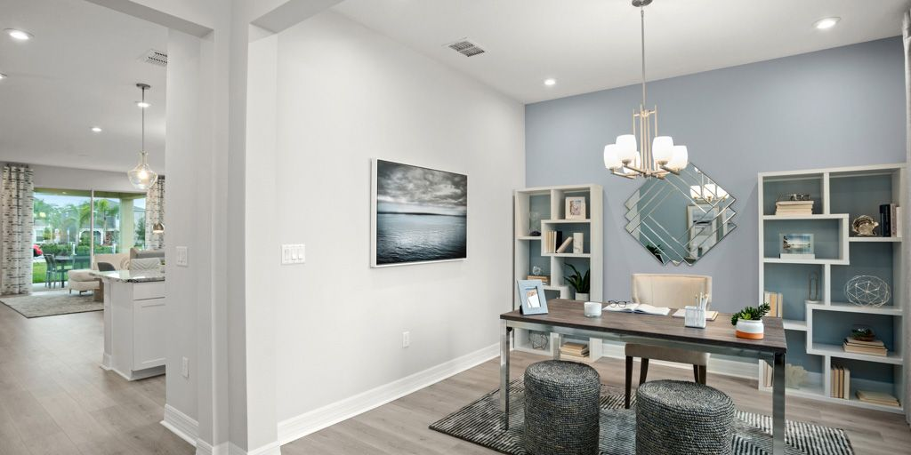 Living Area featured in the Camden By Mattamy Homes in Orlando, FL