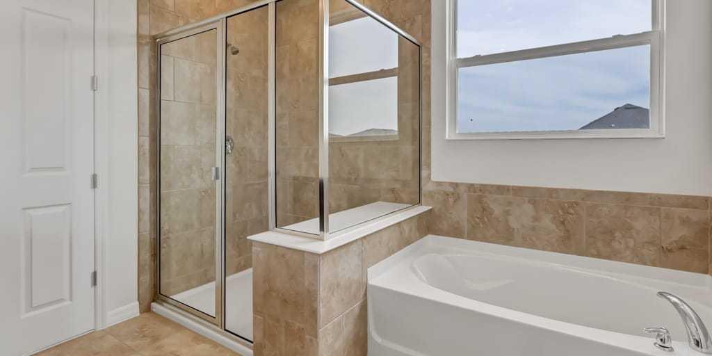Bathroom featured in the Winthrop By Mattamy Homes in Orlando, FL