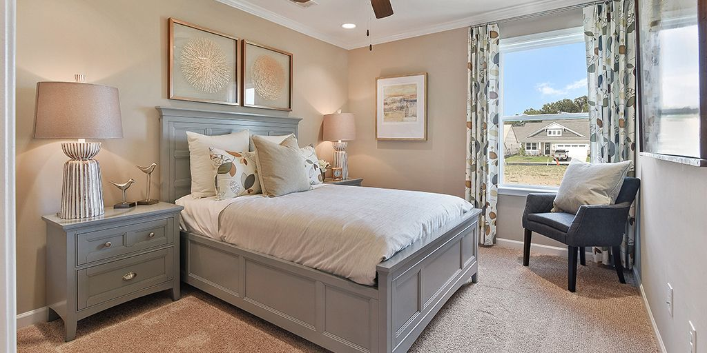 Bedroom featured in the Amelia By Mattamy Homes in Raleigh-Durham-Chapel Hill, NC