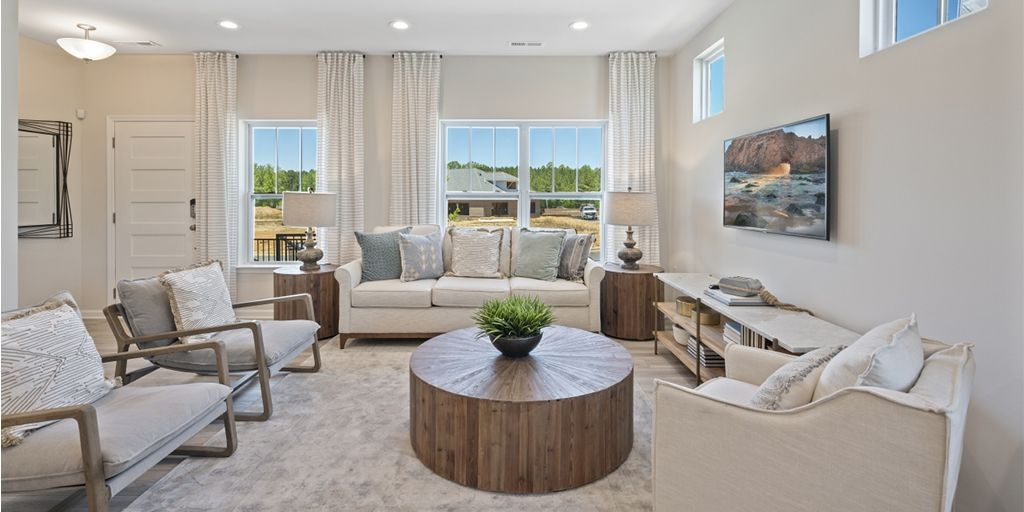 Living Area featured in the Ansel By Mattamy Homes in Raleigh-Durham-Chapel Hill, NC