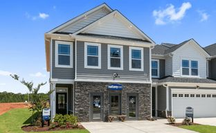 Minglewood Townhomes by Mattamy Homes in Raleigh-Durham-Chapel Hill North Carolina