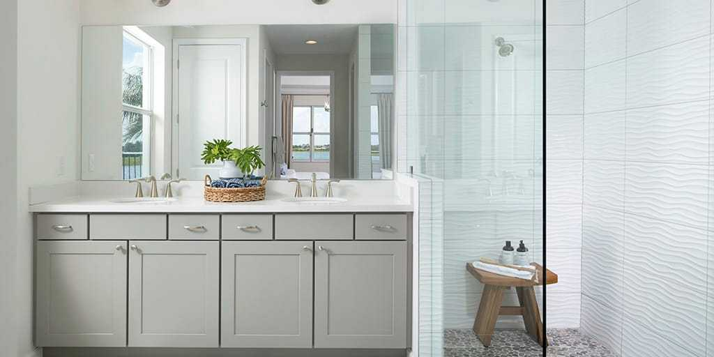 Bathroom featured in the Aspen By Mattamy Homes in Palm Beach County, FL