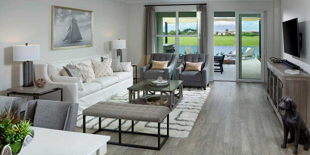 Living Area featured in the Briar By Mattamy Homes in Martin-St. Lucie-Okeechobee Counties, FL