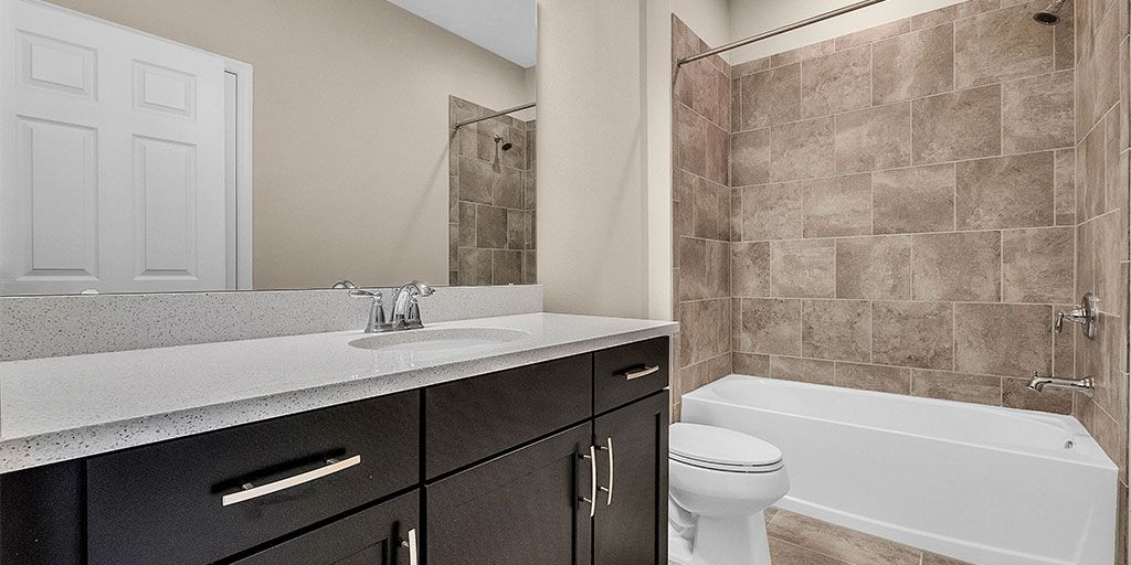 Bathroom featured in the Amberly By Mattamy Homes in Daytona Beach, FL
