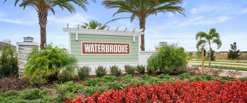 'Waterbrooke' by Mattamy Homes-Orlando in Orlando
