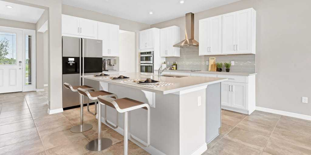 Kitchen featured in the Laurel II By Mattamy Homes in Orlando, FL