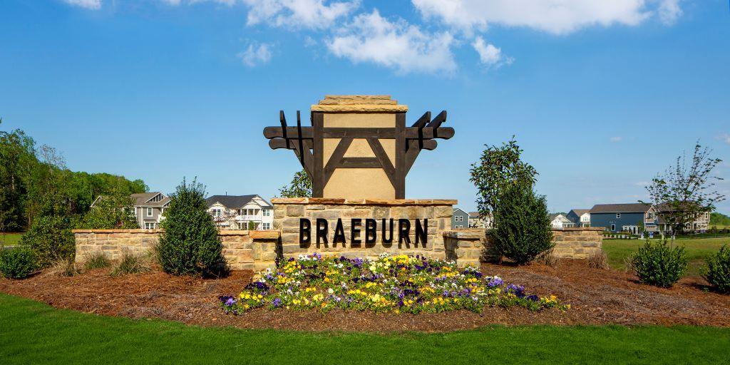 'Braeburn' by Mattamy Homes-Charlotte in Charlotte