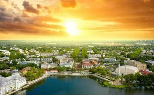 Celebration - Island Village by Mattamy Homes in Orlando Florida