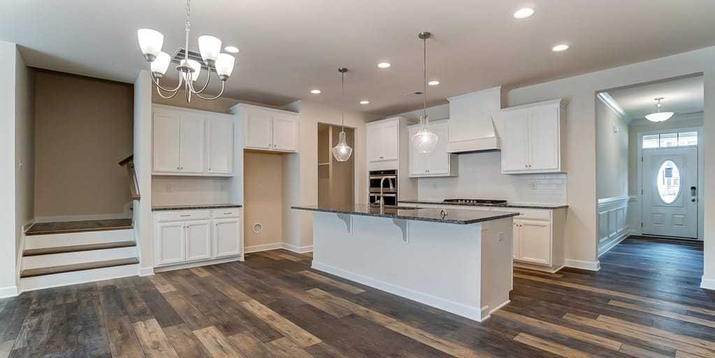 Kitchen featured in the Hamilton By Mattamy Homes in Charlotte, SC