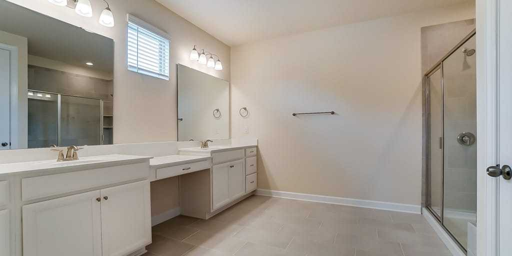 Bathroom featured in the Hamilton By Mattamy Homes in Charlotte, SC
