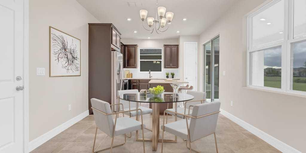 Kitchen featured in the Jasmine By Mattamy Homes in Orlando, FL